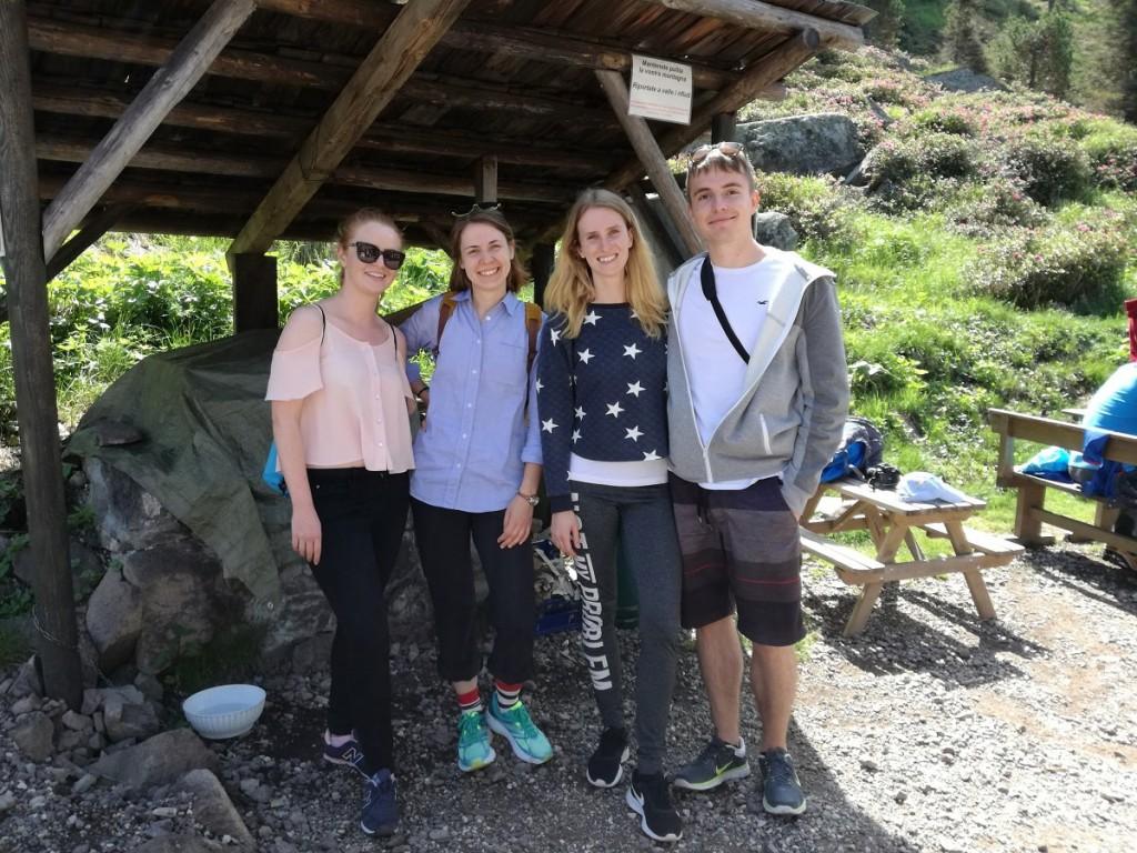 Claire-Ekaterina-Marketa-Matej - Poseidon Summer School 2017-min