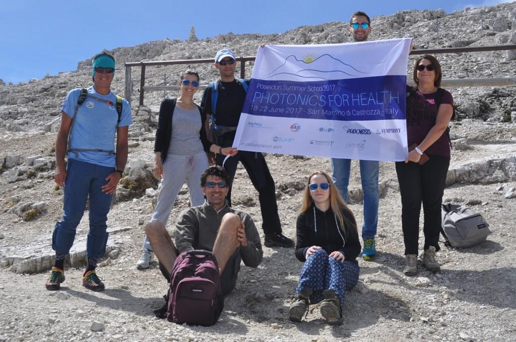 Poseidon Summer School organizers - Warrant Group-Protolab-Clivet-Rais-min