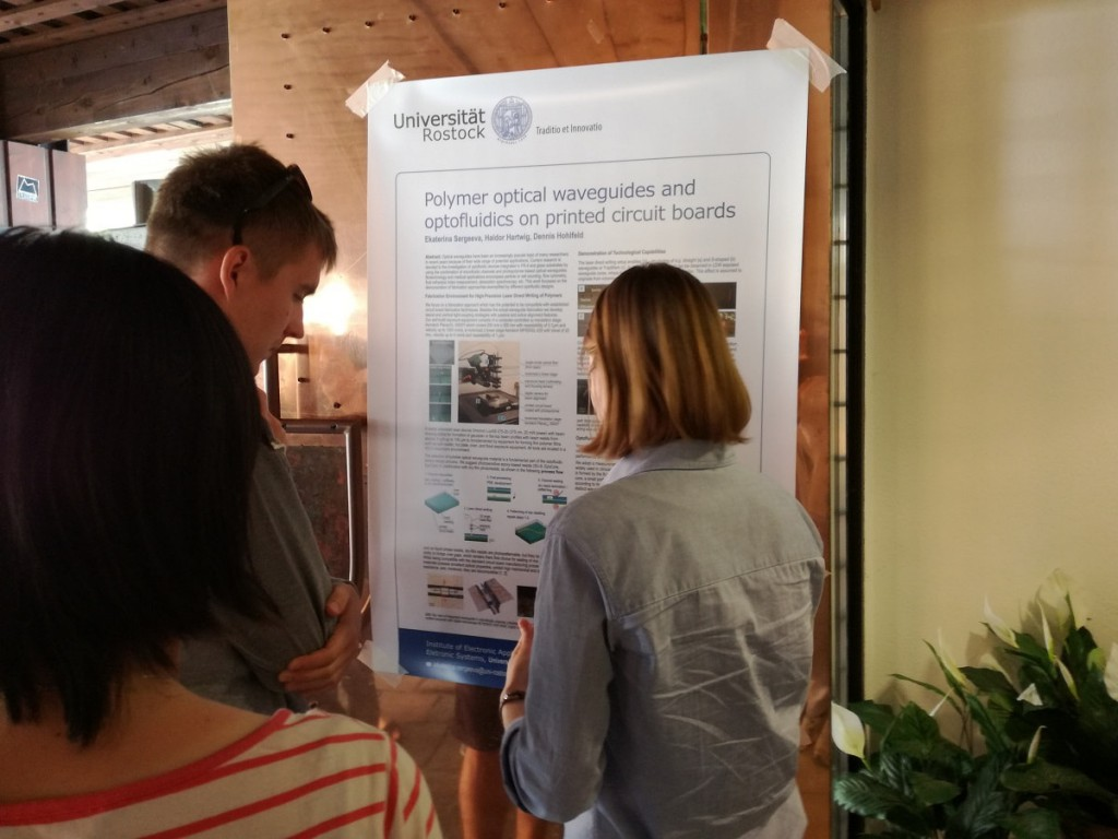 Poster Session - Matej and Ekaterina - Poseidon Summer School 2017-min