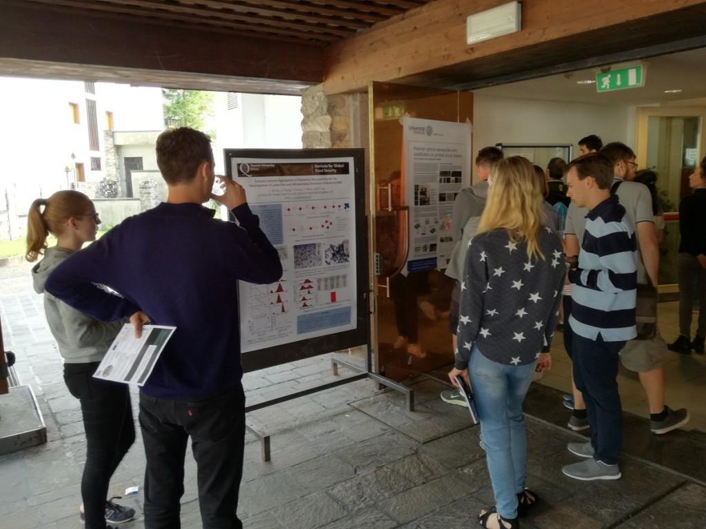Poster session - Claire-Felix-Marketa-Alexsander - Poseidon Summer School 2017-min
