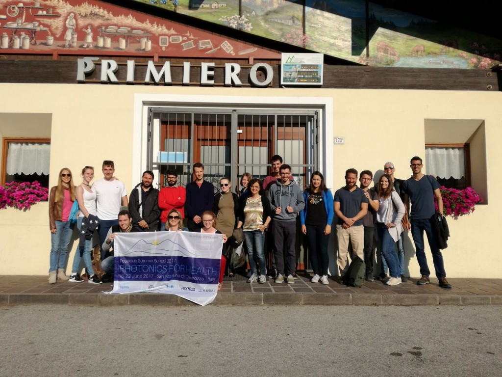 Primiero Cheese Factory guided tour - Poseidon Summer School 2017-min
