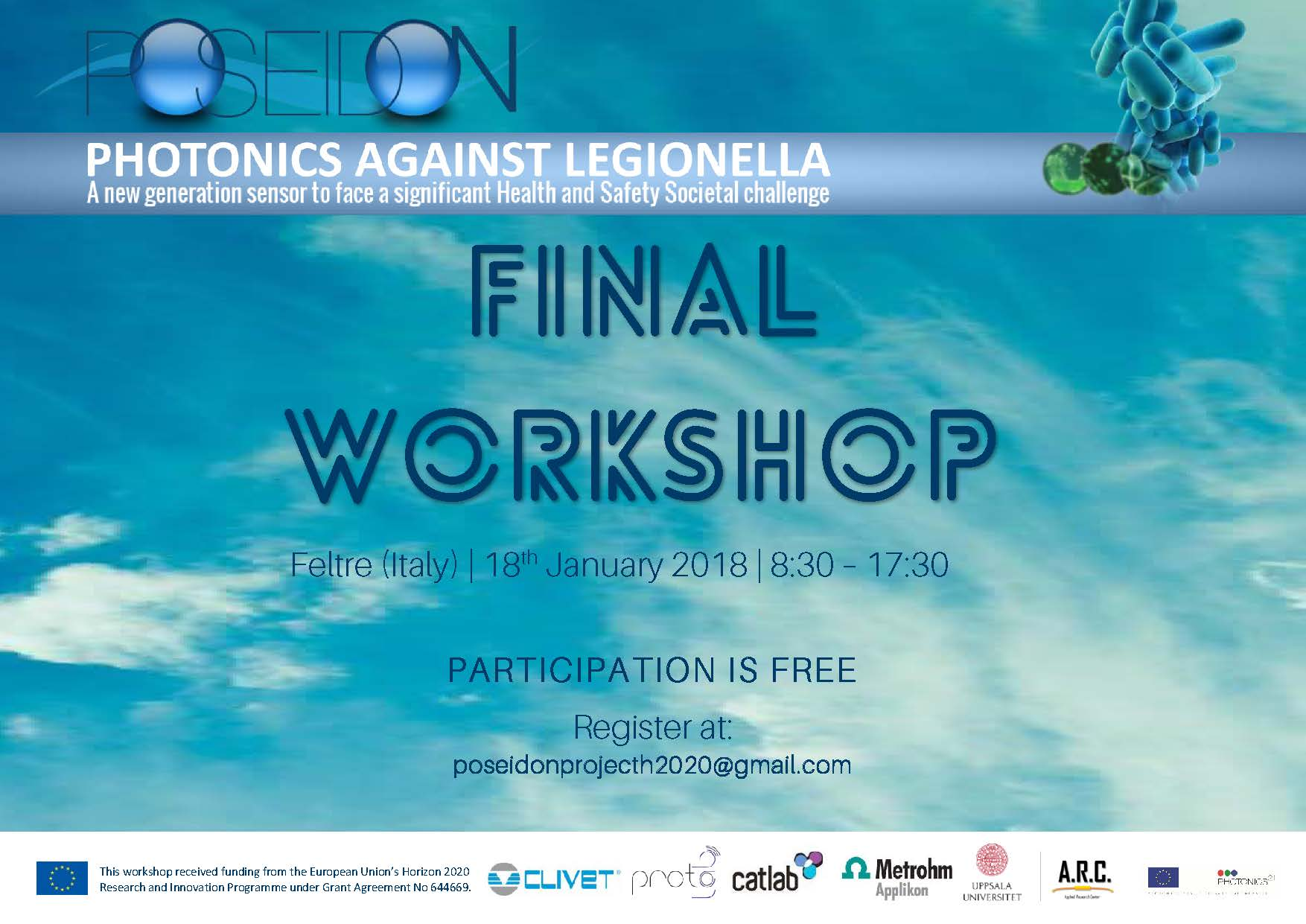 POSEIDON Final Workshop_orizzontale